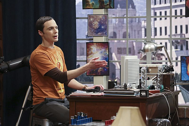 The Big Bang Theory 7x16 1