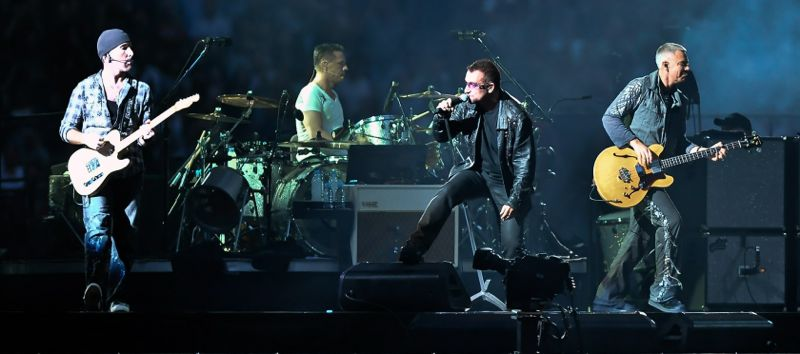 U2 Oscars Ordinary Love