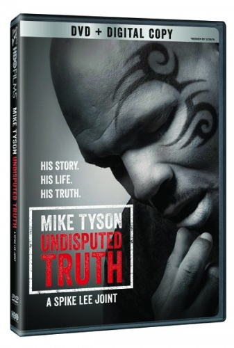 MIKE TYSON : UNDISPUTED TRUTH DVD