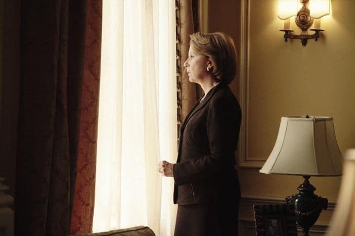 Kate Burton as Sally Langston Scandal