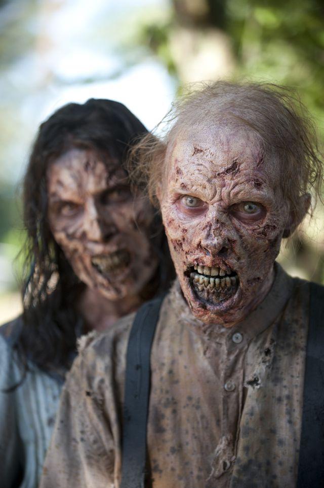 Walkers - The Walking Dead _ Season 4, Episode 9 - Photo Credit: Gene Page/AMC