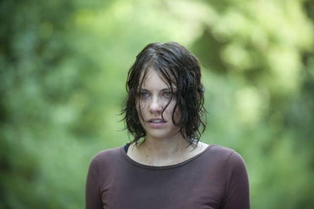 Maggie Greene (Lauren Cohan) The Walking Dead