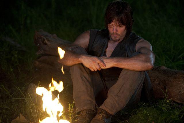 Daryl Dixon (Norman Reedus) The Walking Dead