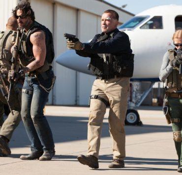Sabotage Movie Arnold Schwarzenegger Joe Manganiello Mireille Enos