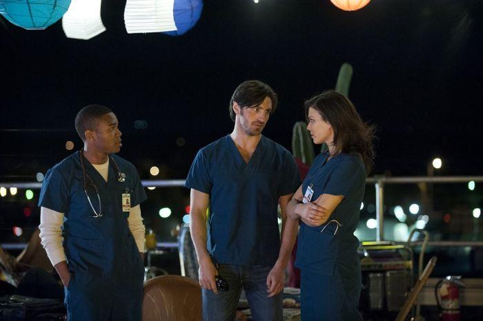 The Night Shift - Season Pilot
