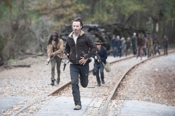- The Walking Dead _ Season 4, Episode 16 - Photo Credit: Gene Page/AMC