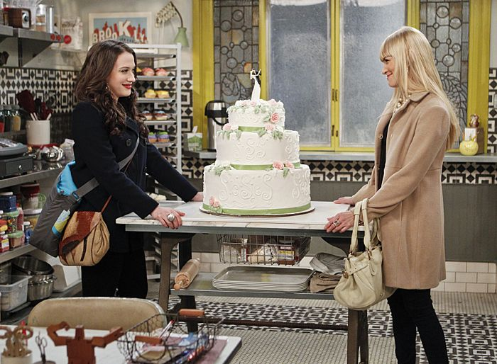 And The Wedding Cake Cake Cake