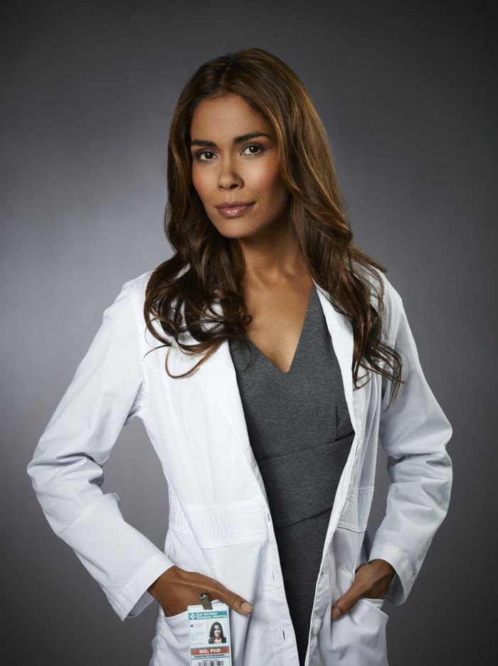 Daniella Alonso The Night Shift NBC