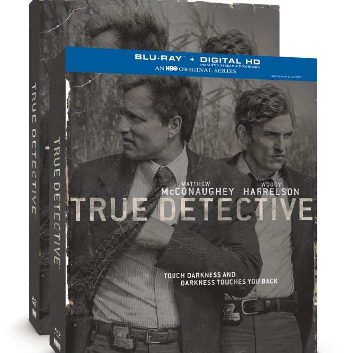 True Detective Season 1 Bluray HBO