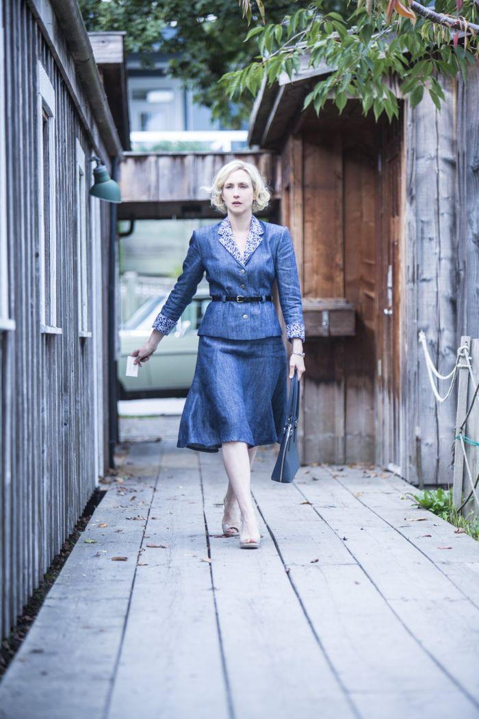 Vera Farmiga stars in A&E's Bates Motel