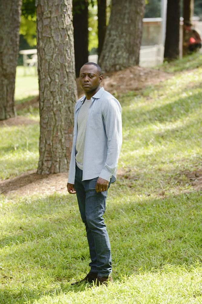 OMAR EPPS Resurrection