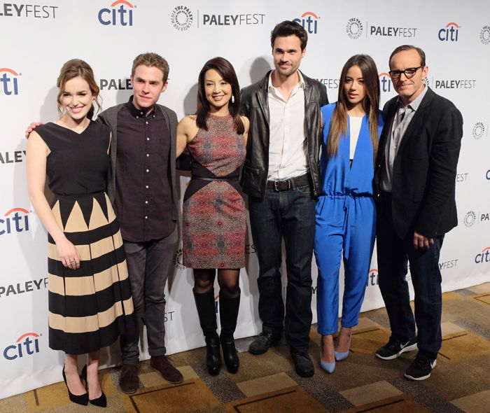 MARVELS AGENTS OF SHIELD PaleyFest 2014 03