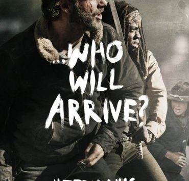 THE WALKING DEAD Season 4 Finale Poster Rick
