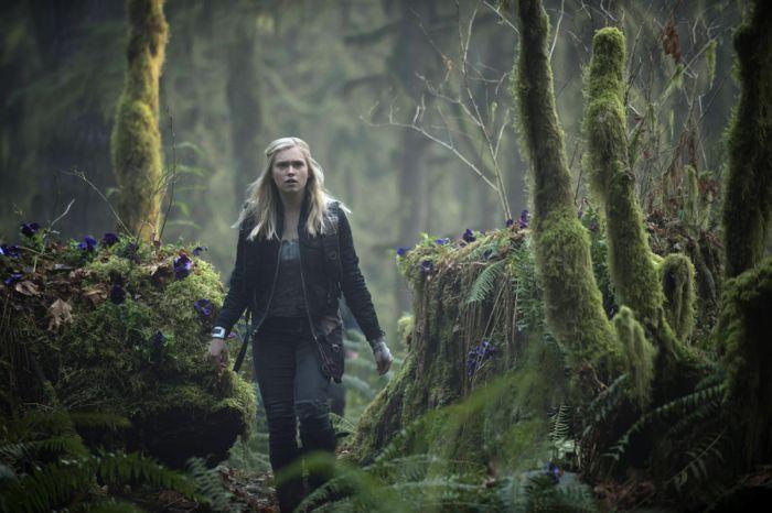 The 100 Eliza Taylor as Clarke