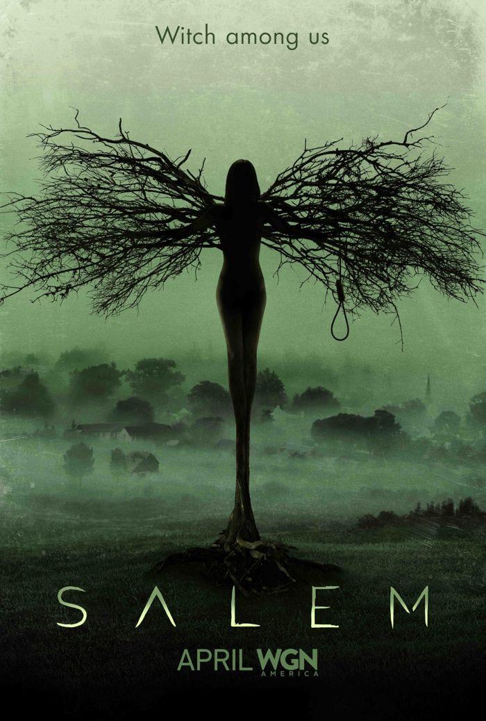 Salem WGN Poster
