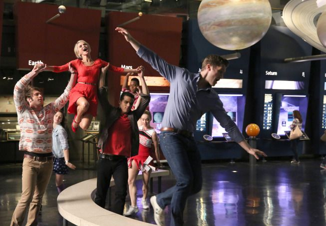 Glee Season 5 Episode 1309
