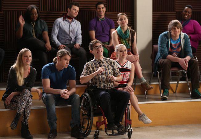 Glee Season 5 Episode 1301