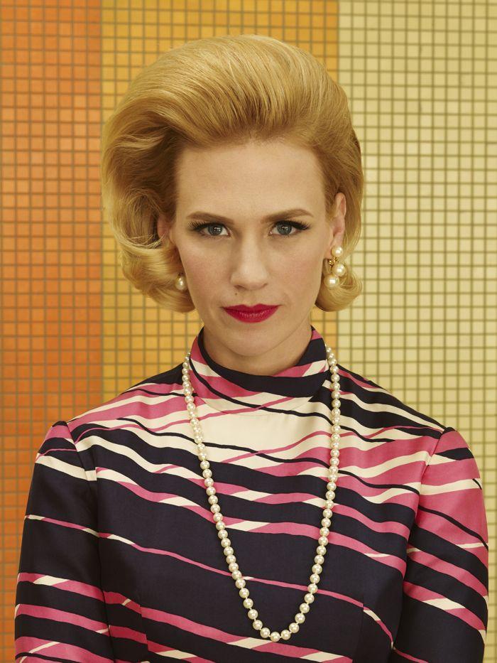 Betty Francis (January Jones) Mad Men Season 7