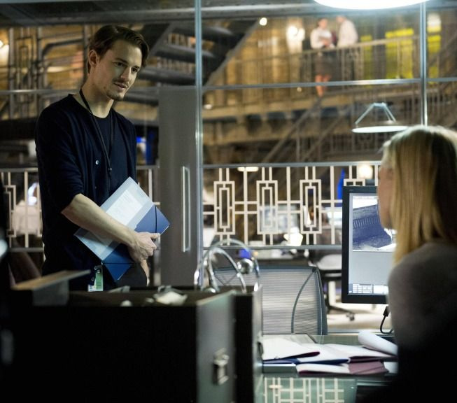 24: LIVE ANOTHER DAY: Giles Matthey as Jordan Reed