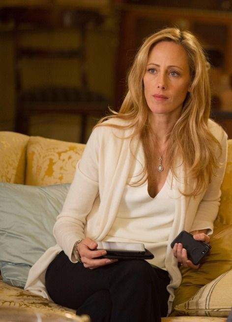 24: LIVE ANOTHER DAY: Kim Raver as Audrey Heller