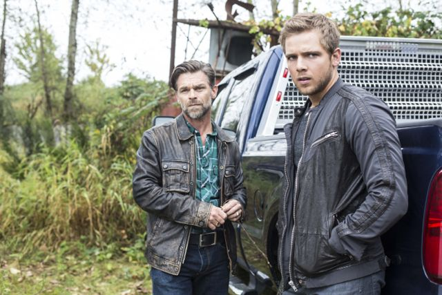 Max Thieriot stars in A&E's 'Bates Motel' Mondays at 9/8c.
