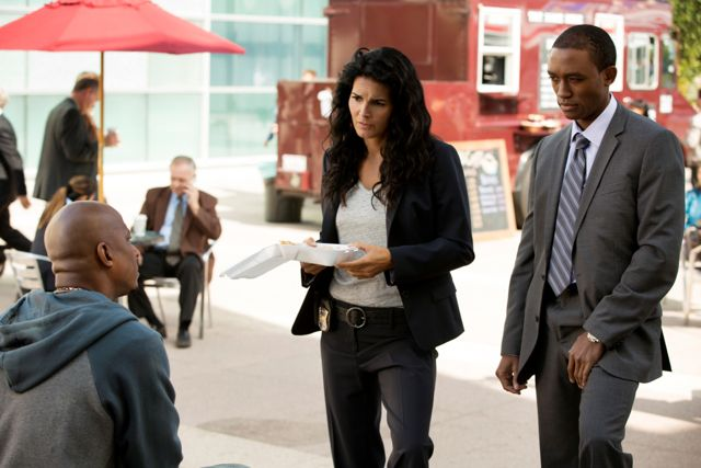 """RIZZOLI & ISLES"" ""Food for Thought"" / Ep 415 TNT Ph: Jennifer Clasen"