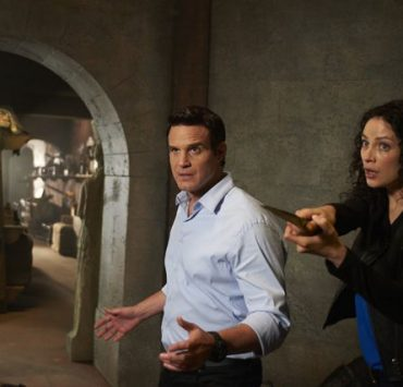 WAREHOUSE 13 Episode 5.1 Photos Endless Terror