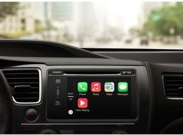 Apple CarPlay Honda