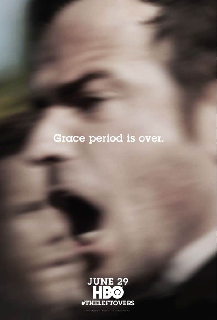 The Leftovers HBO Poster