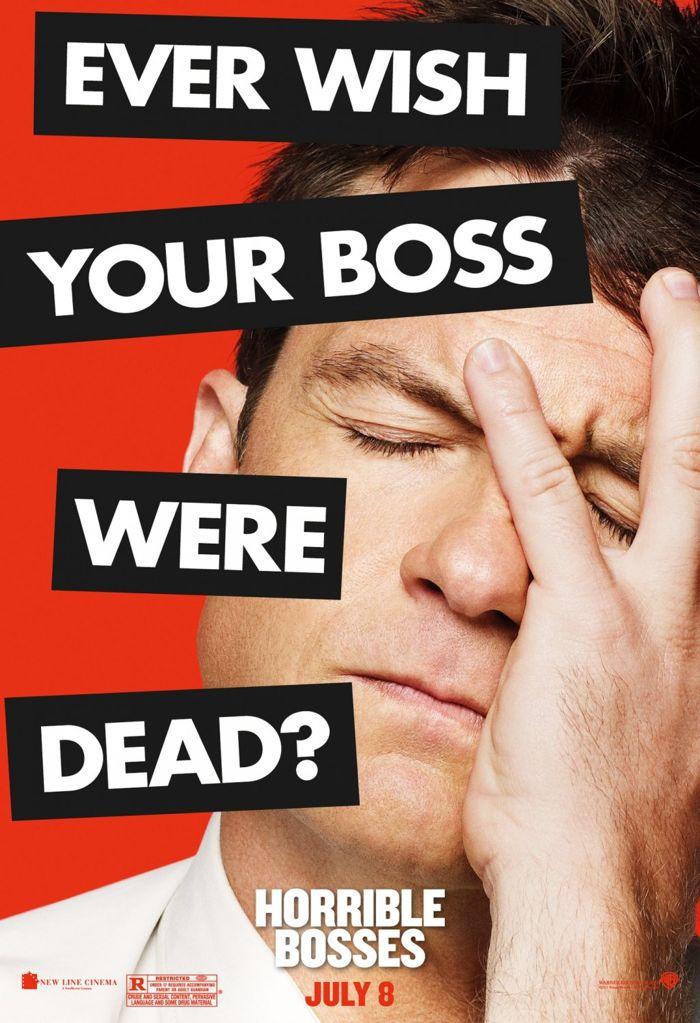 Horrible Bosses Movie Poster 07