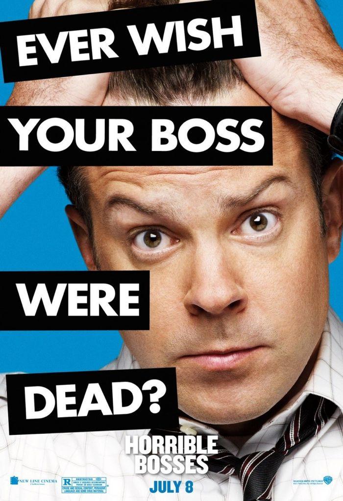 Horrible Bosses Movie Poster 06