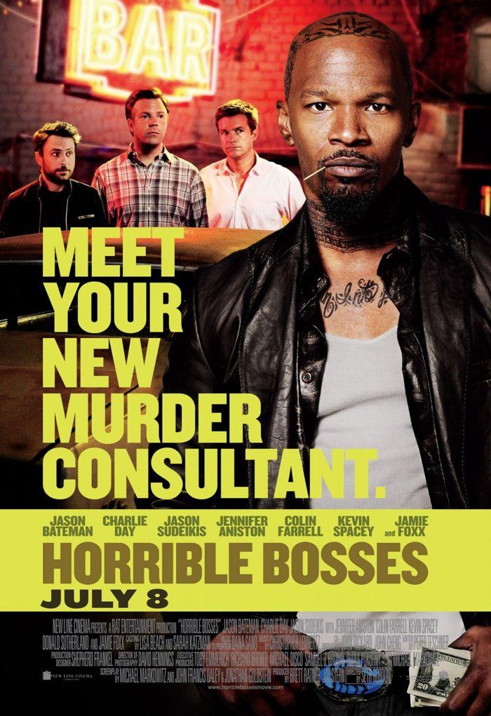 Horrible Bosses Movie Poster 05