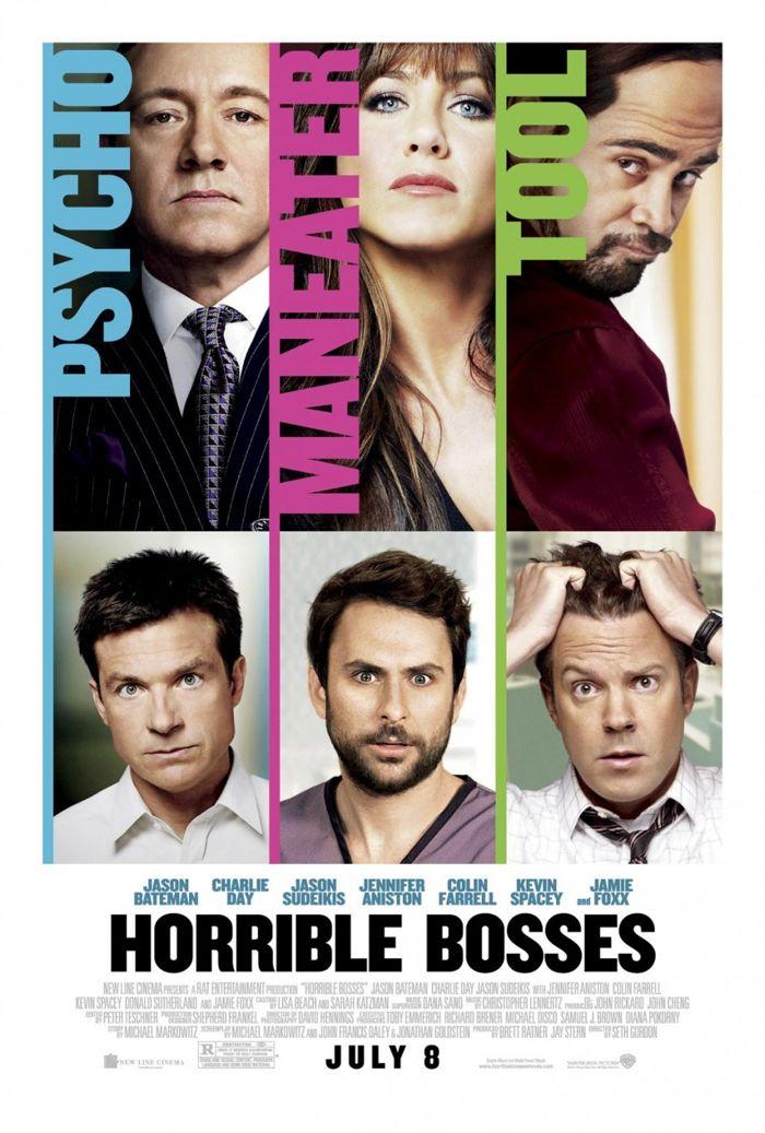 Horrible Bosses Movie Poster 04