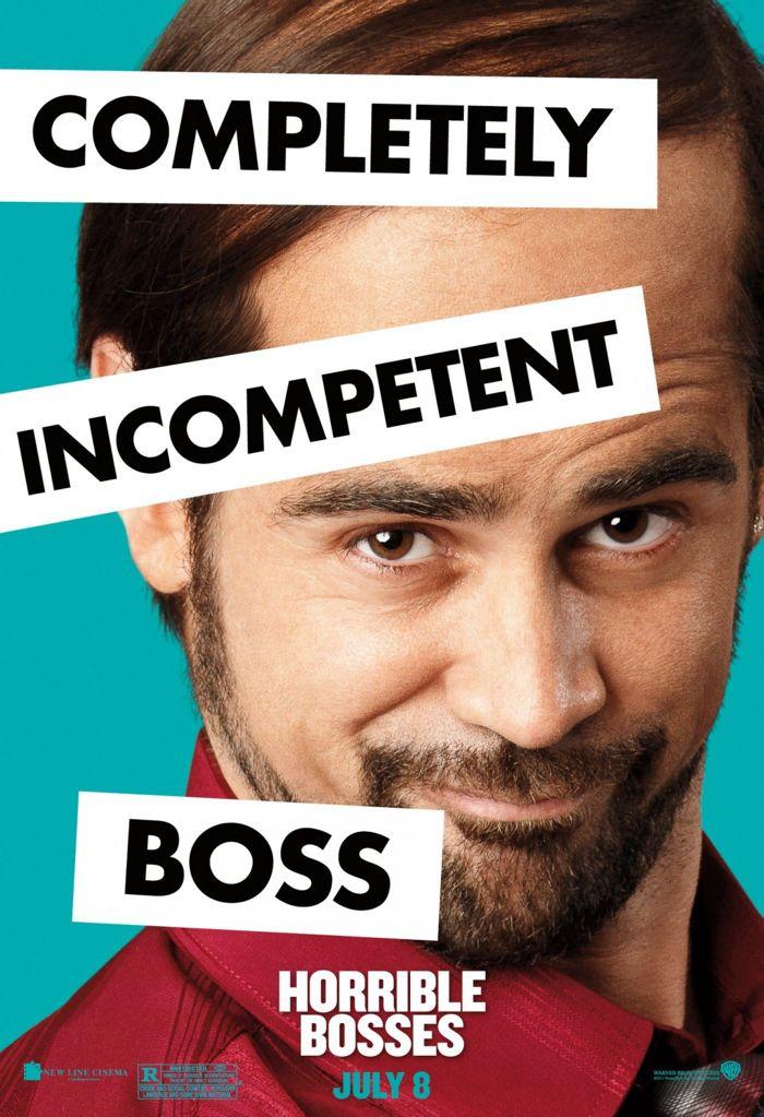 Horrible Bosses Movie Poster 10