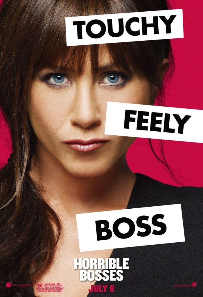 Horrible Bosses Movie Poster 09
