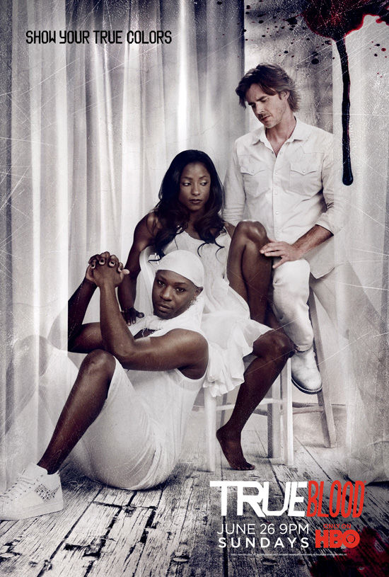 TRUE BLOOD Season 4 Poster HBO