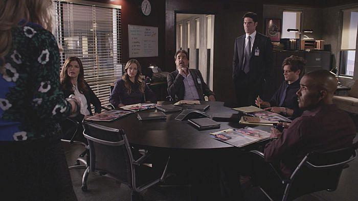 Criminal Minds 9x22 1