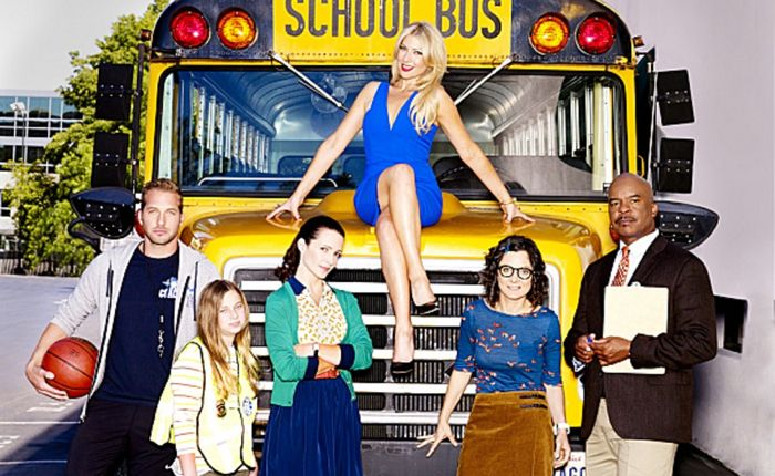 BAD TEACHER Cast CBS