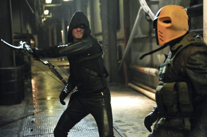 Arrow 2x21 4