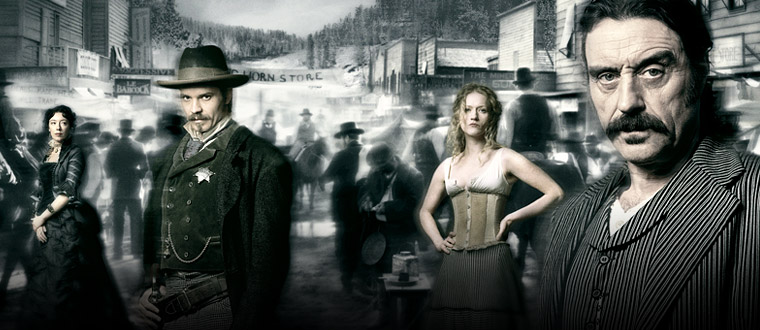 Deadwood Cast HBO