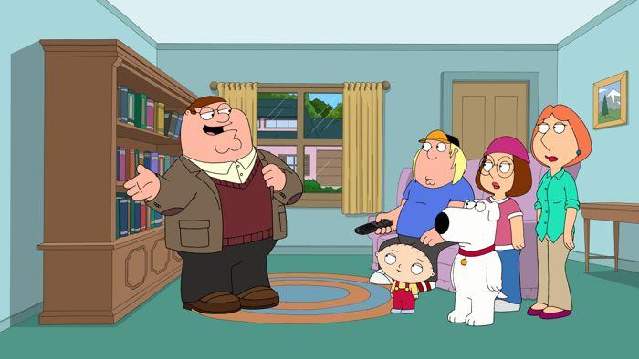 Family Guy Season 12 Episode 17 7