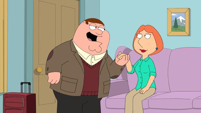 Family Guy Season 12 Episode 17 6