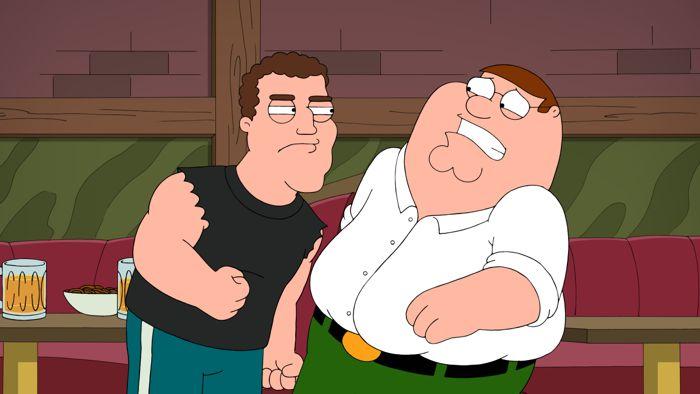 Family Guy Season 12 Episode 16 4