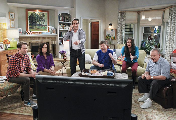 THE MCCARTHYS Cast CBS