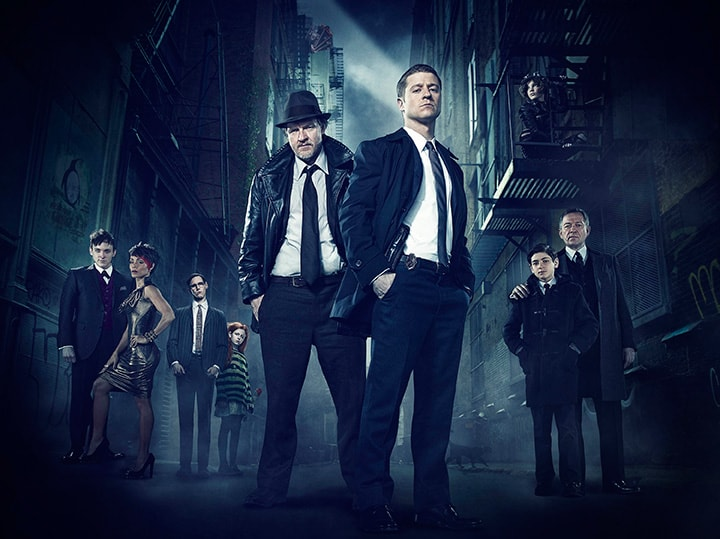 GOTHAM Cast FOX