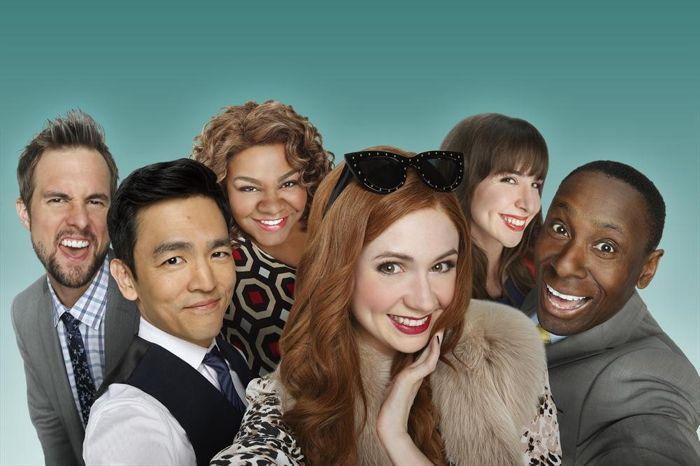 Selfie Cast ABC