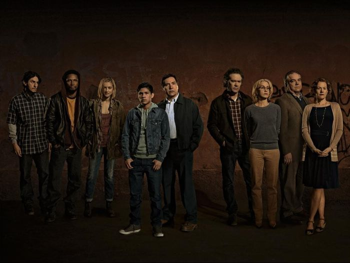 American Crime Cast ABC