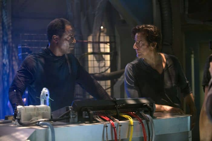 The 100 The Calm
