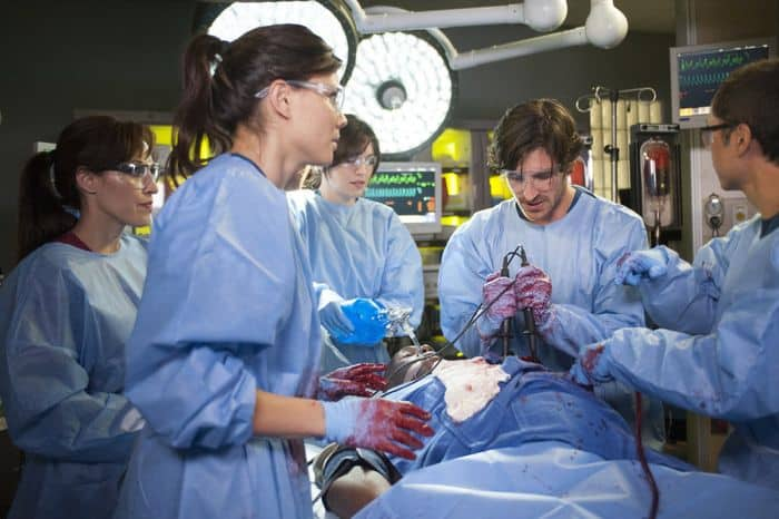 The Night Shift 1x02 4