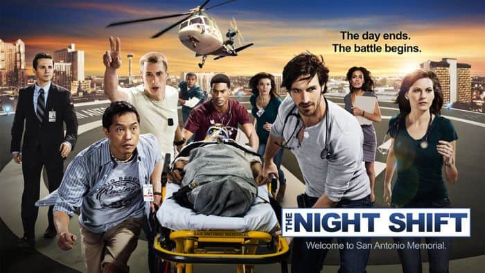 The Night Shift Poster NBC